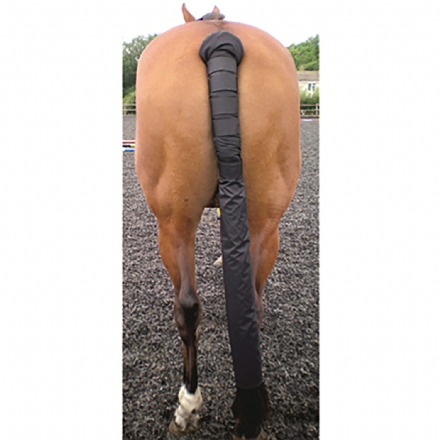 Mark Todd Tail Guard with Tail Bag Navy